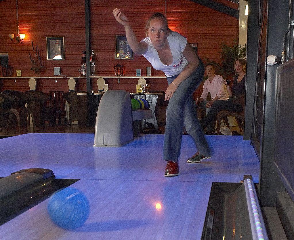 Bowlingbaan in Hardenberg bij 5 sterren camping -