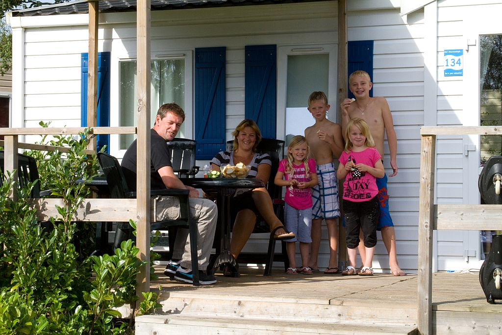 Chalet in Overijssel; een ruim aanbod! - Chalet Overijssel: genieten met het hele gezin!