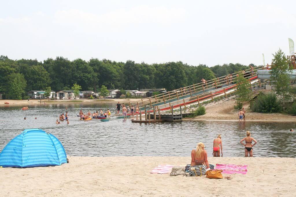 Camping in Hardenberg voor gezinnen met kinderen - Camping Hardenberg