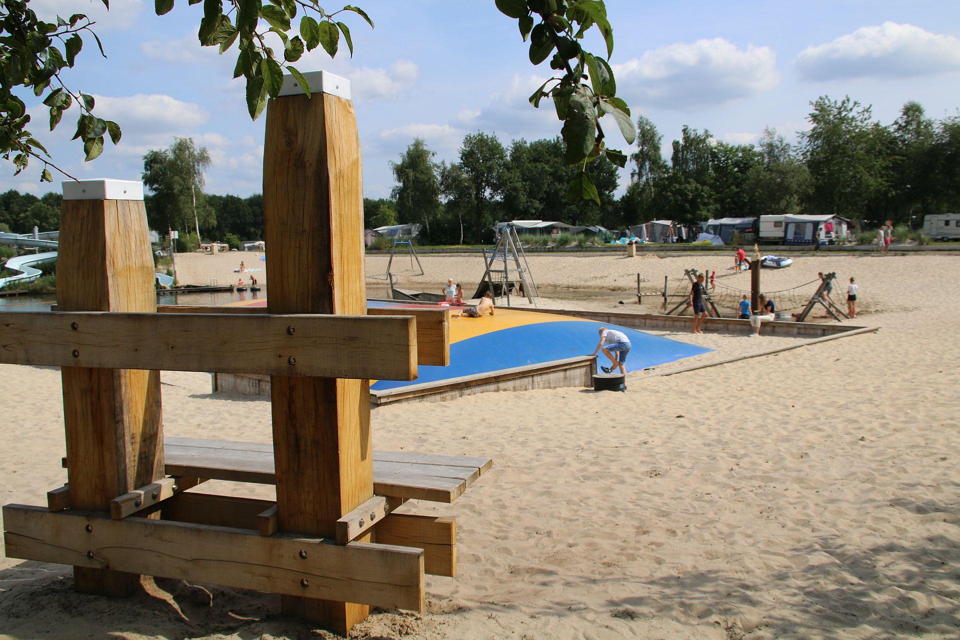 Plattegrond vakantiepark Capfun het Stoetenslagh - Plattegrond vakantiepark het Stoetenslagh