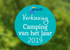 Camping van het jaar 2019 - Camping van het jaar 2019