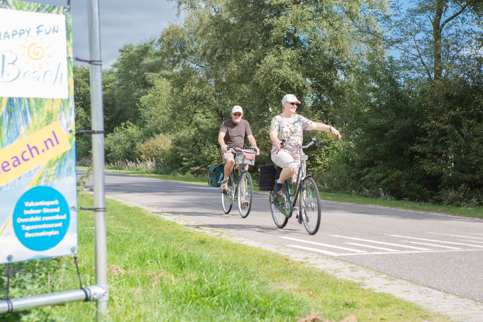 Dé camping voor de Vechtdal Fietsvierdaagse! - Camping voor de Vechtdal fietsvierdaagse