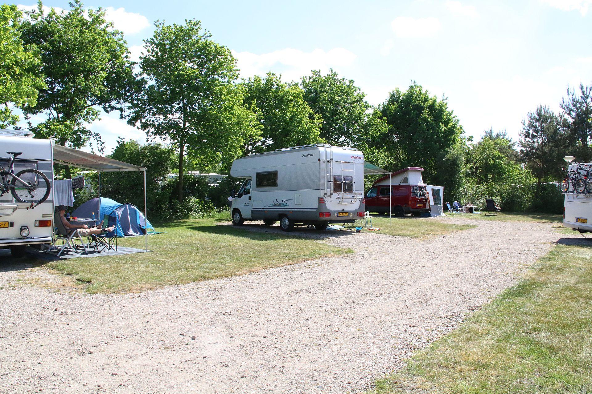 Camper plaatsen in Overijssel op 5 sterren camping - Camper plaatsen in Overijssel