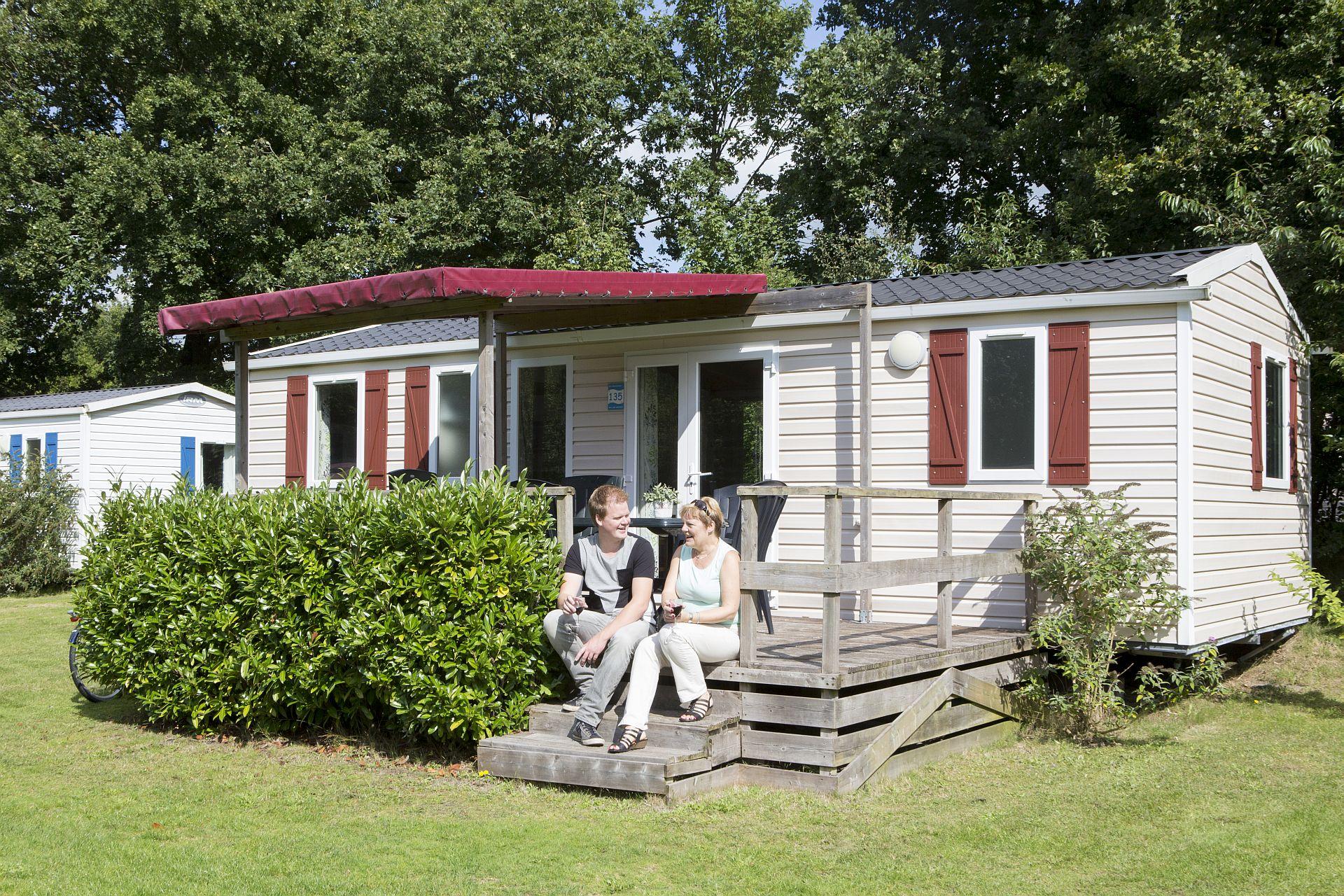 Chalet huren in Overijssel op een vijf sterren camping! - chalet huren in Overijssel