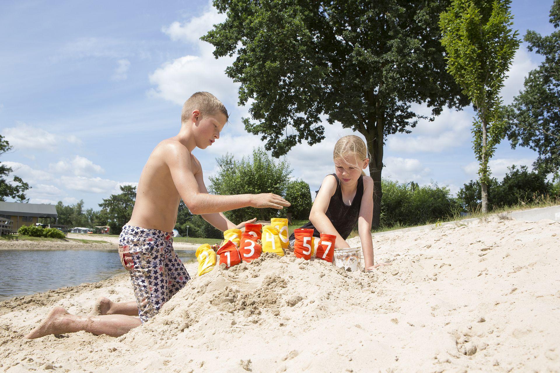 Familievakantie in Overijssel met veel overdekte voorzieningen - Familievakantie in Overijssel