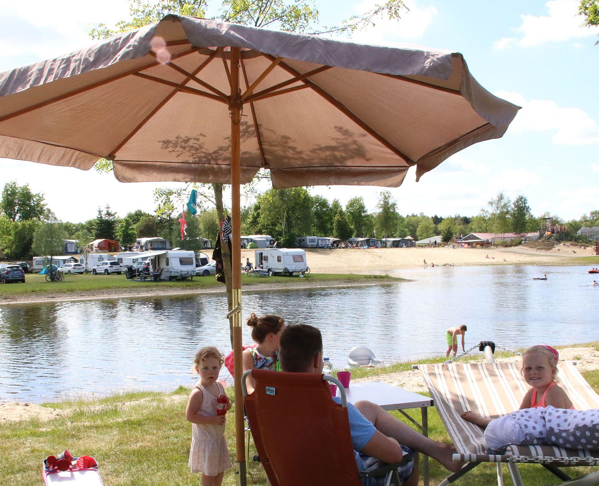 Kamperen in juli in Overijssel - Kamperen in juli in Overijssel Hardenberg