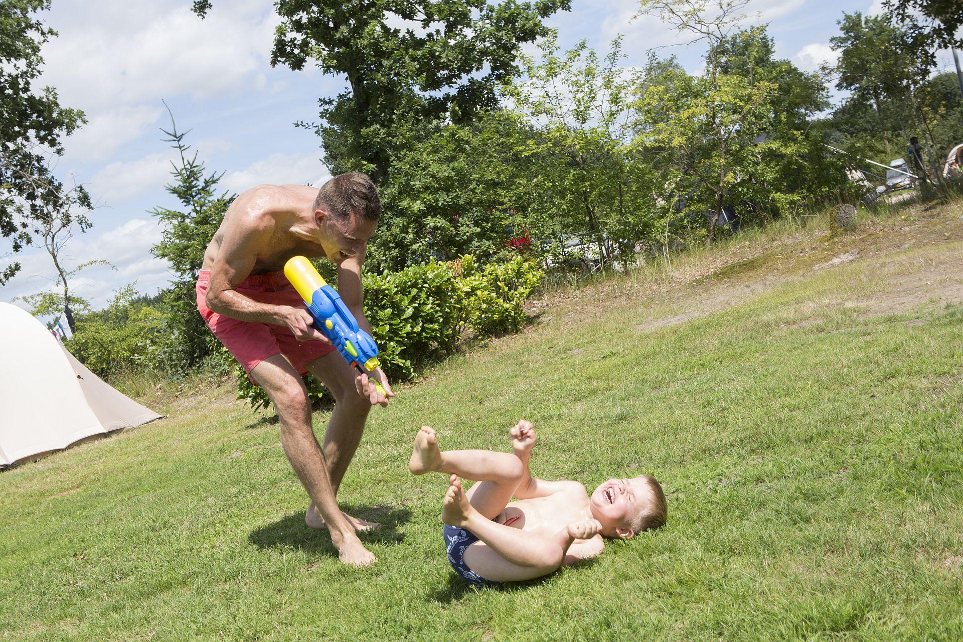 Kamperen met kleine kinderen in Overijssel! - kamperen met kleine kinderen in Overijssel