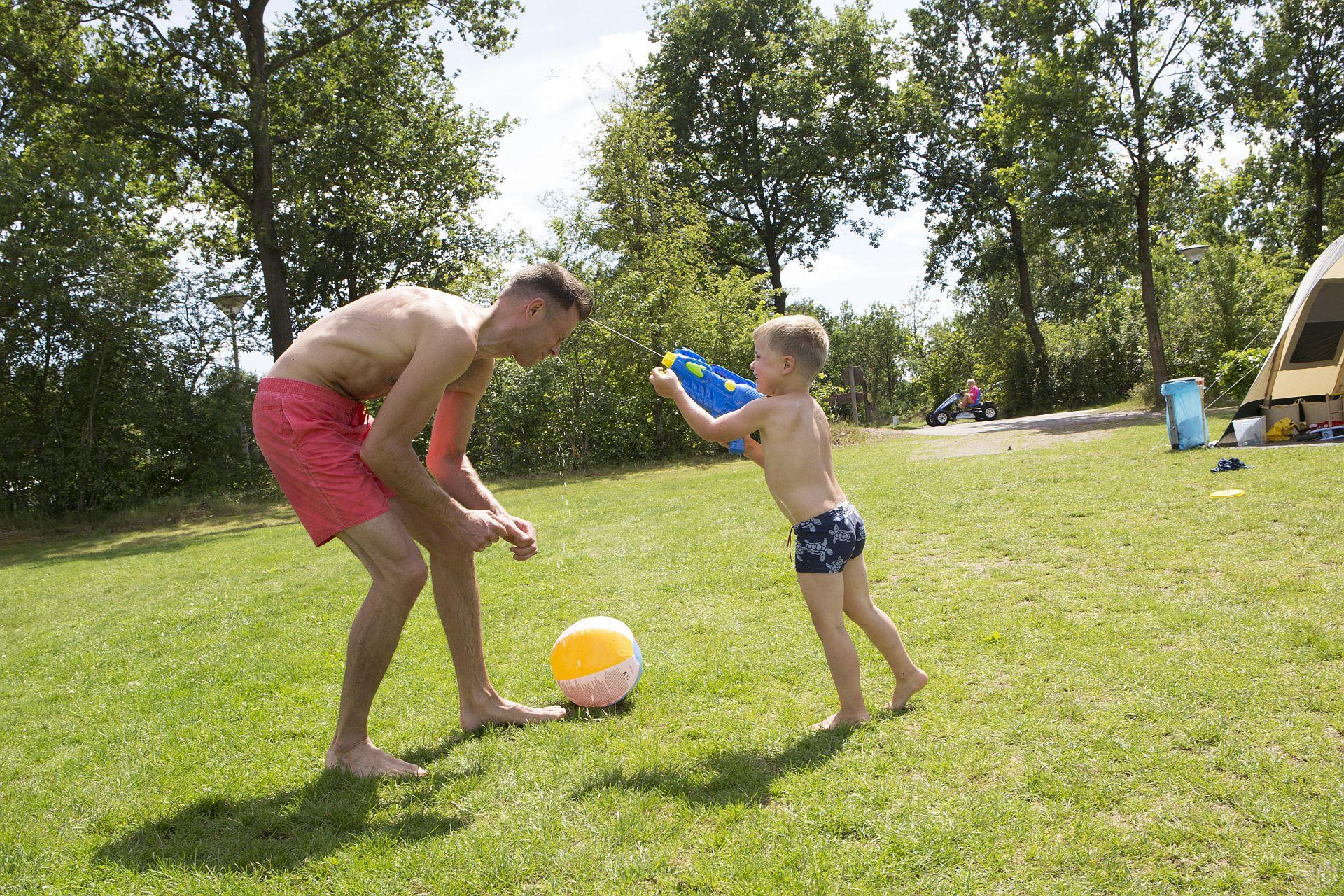 Kindvriendelijke 5 Sterren Camping Vakantiepark Het Stoetenslagh