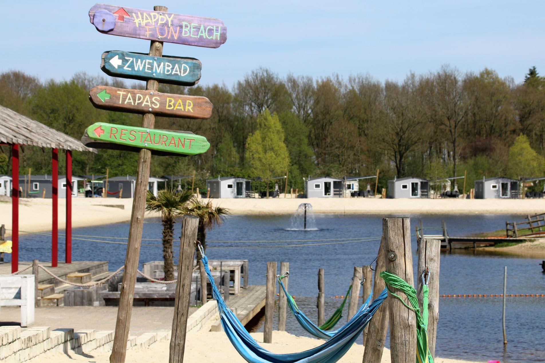 Luxe camping in Overijssel met ANWB 5 sterren - luxe camping in Overijssel