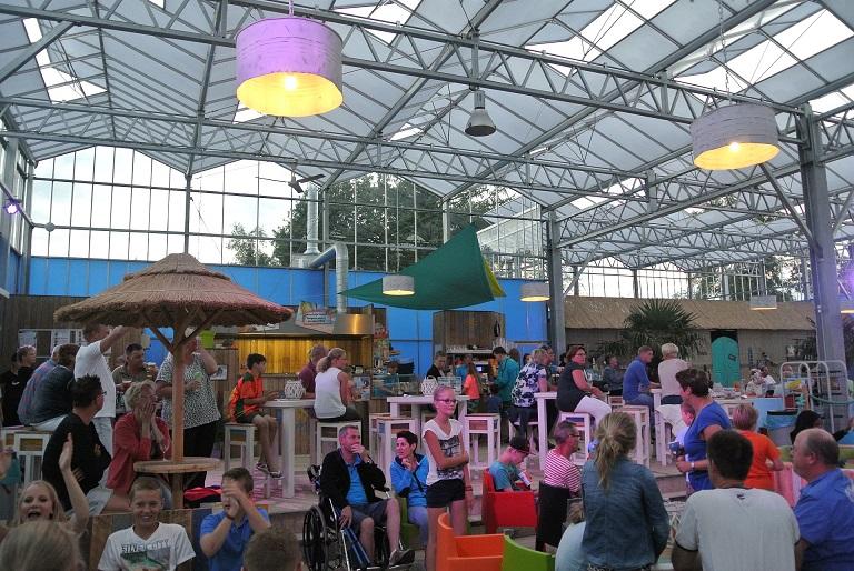 Bedrijfsfeesten Overijssel met unieke overdekte strandbelevenis - Bedrijfsfeesten in Overijssel NL