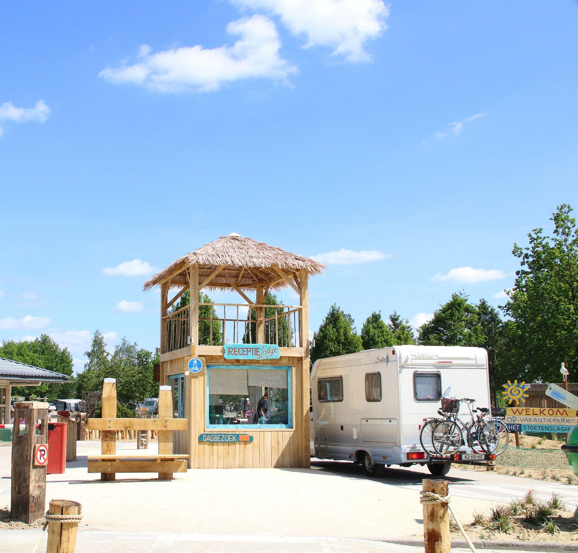 Camping met privé sanitair, een luxe kampeervakantie! - Camping met eigen sanitair