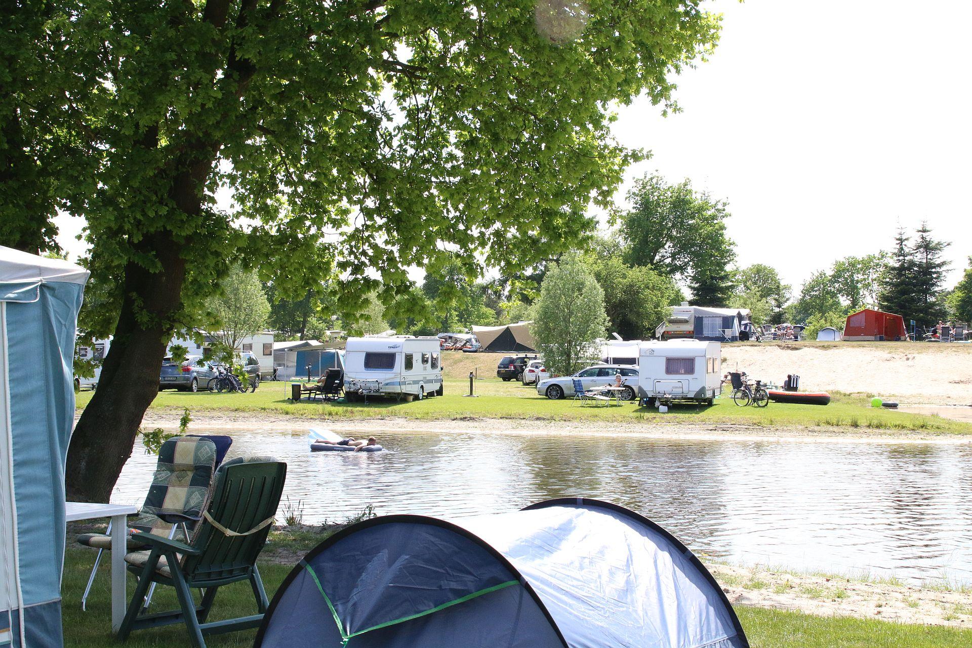 Juni maand kamperen op 5 sterren camping - Junimaand in Overijssel