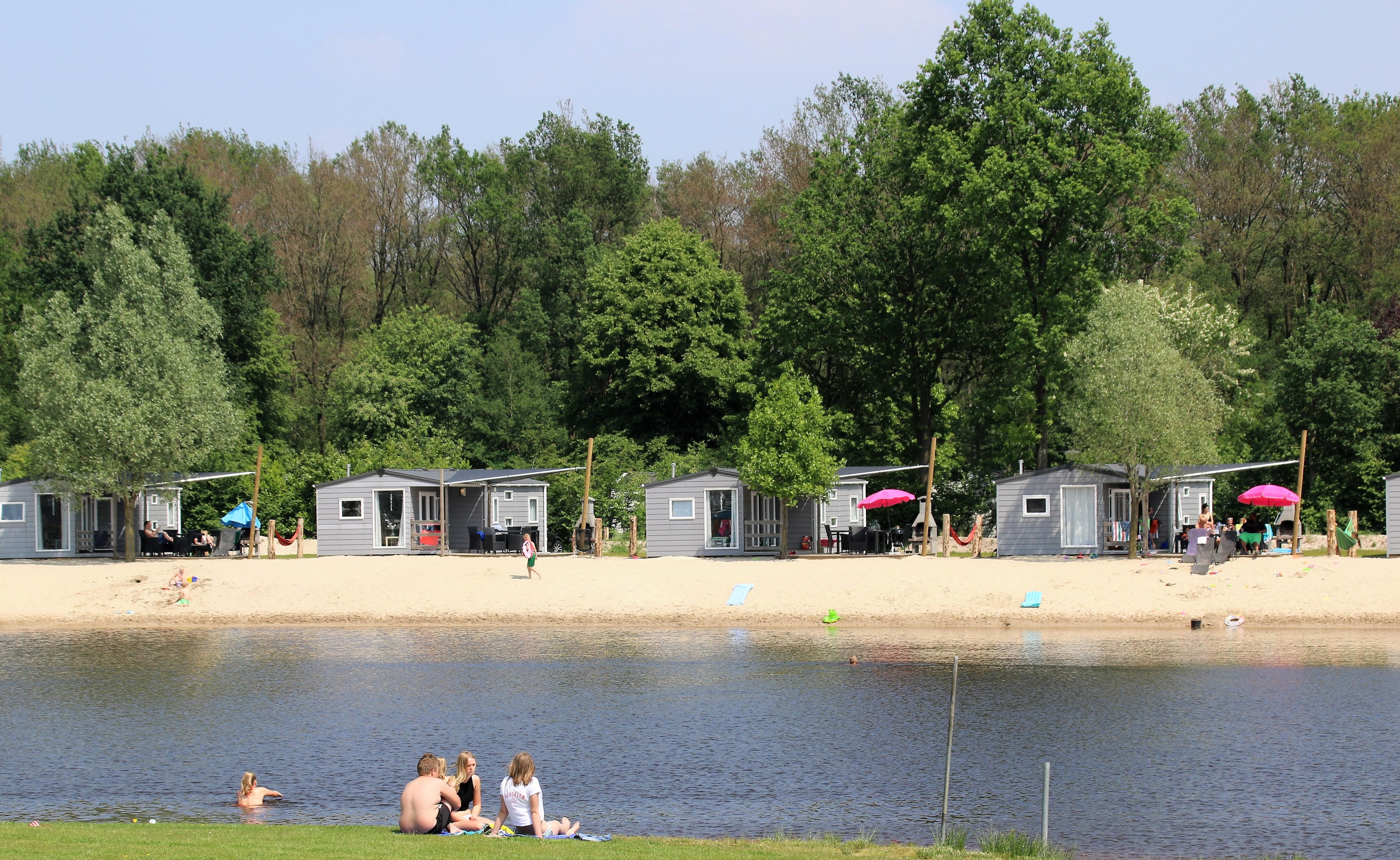Vechtdal camping in Overijssel - Vechtdal camping Overijssel voor tieners