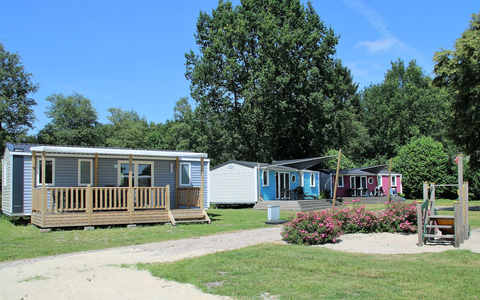 Op ons park hebben wij ook een stacaravan verhuur op de camping! - stacaravan verhuur op de camping