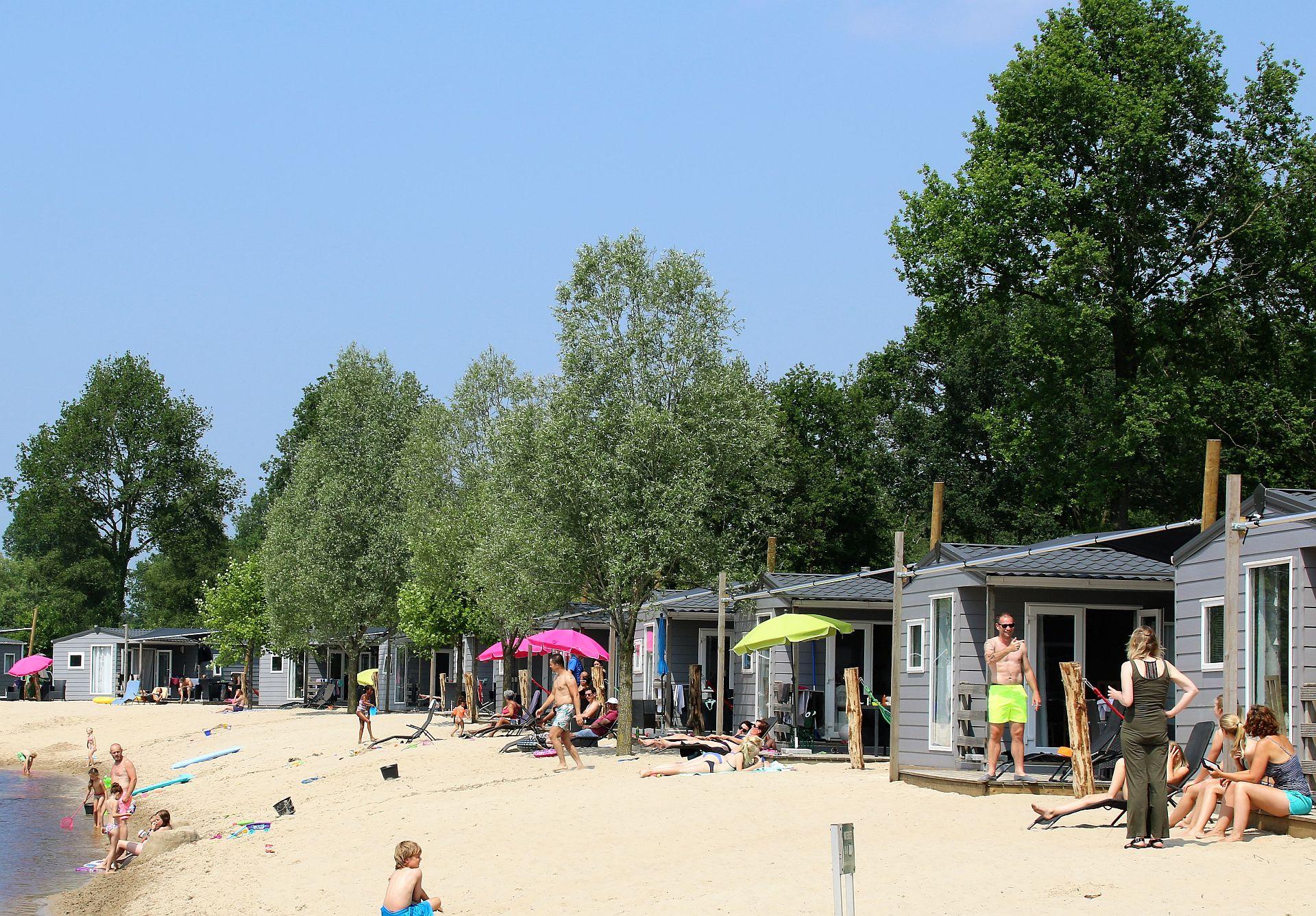Zomervakantie in Hardenberg op ANWB 5 sterren camping - zomervakantie in Hardenberg