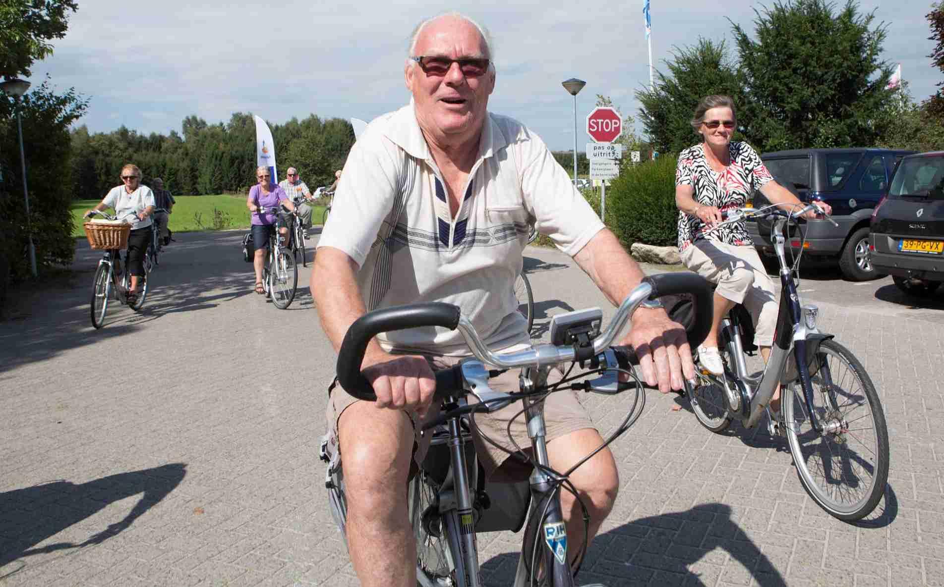 50 plus vakantie in Overijssel op een vijf sterren camping - 50 plus vakantie in het mooie overijssel