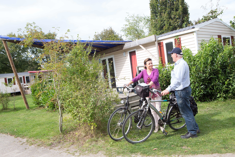 50 plus vakantie in Overijssel op een vijf sterren camping - 50 plus vakantie in prachtig Overijssel