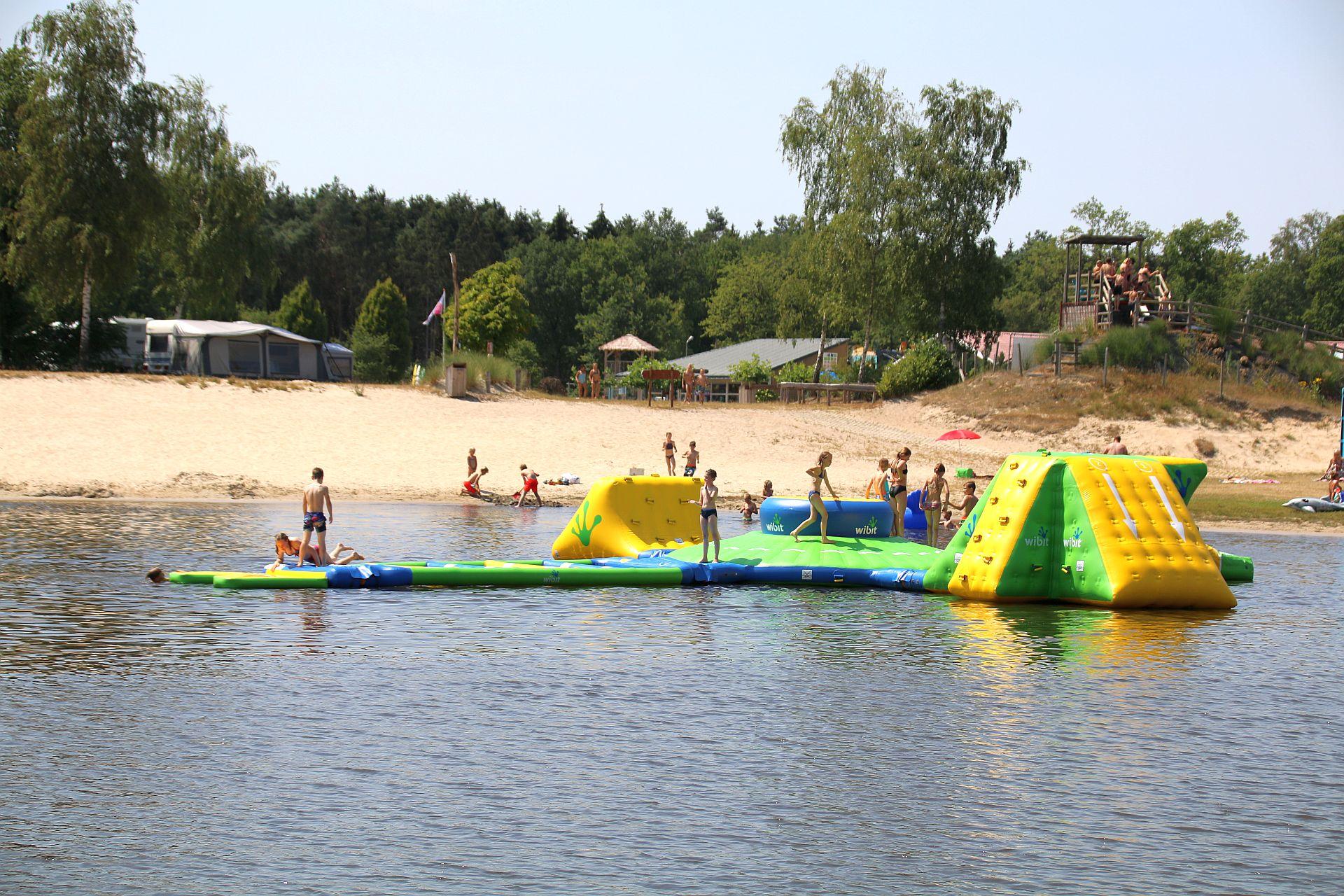 Camping vakantie in Overijssel op Vakantiepark het Stoetenslagh - Camping vakantie Overijssel