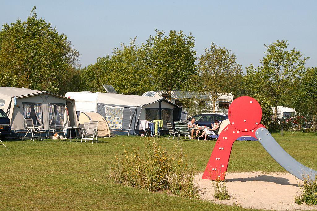 Camping vakantie in Overijssel op Vakantiepark het Stoetenslagh - Camping vakantie in het mooie Overijssel