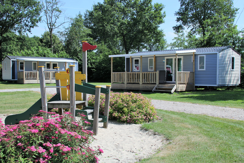Stacaravan huren in Overijssel bij vakantiepark Capfun het Stoetenslagh - Een stacaravan huren in Overijssel