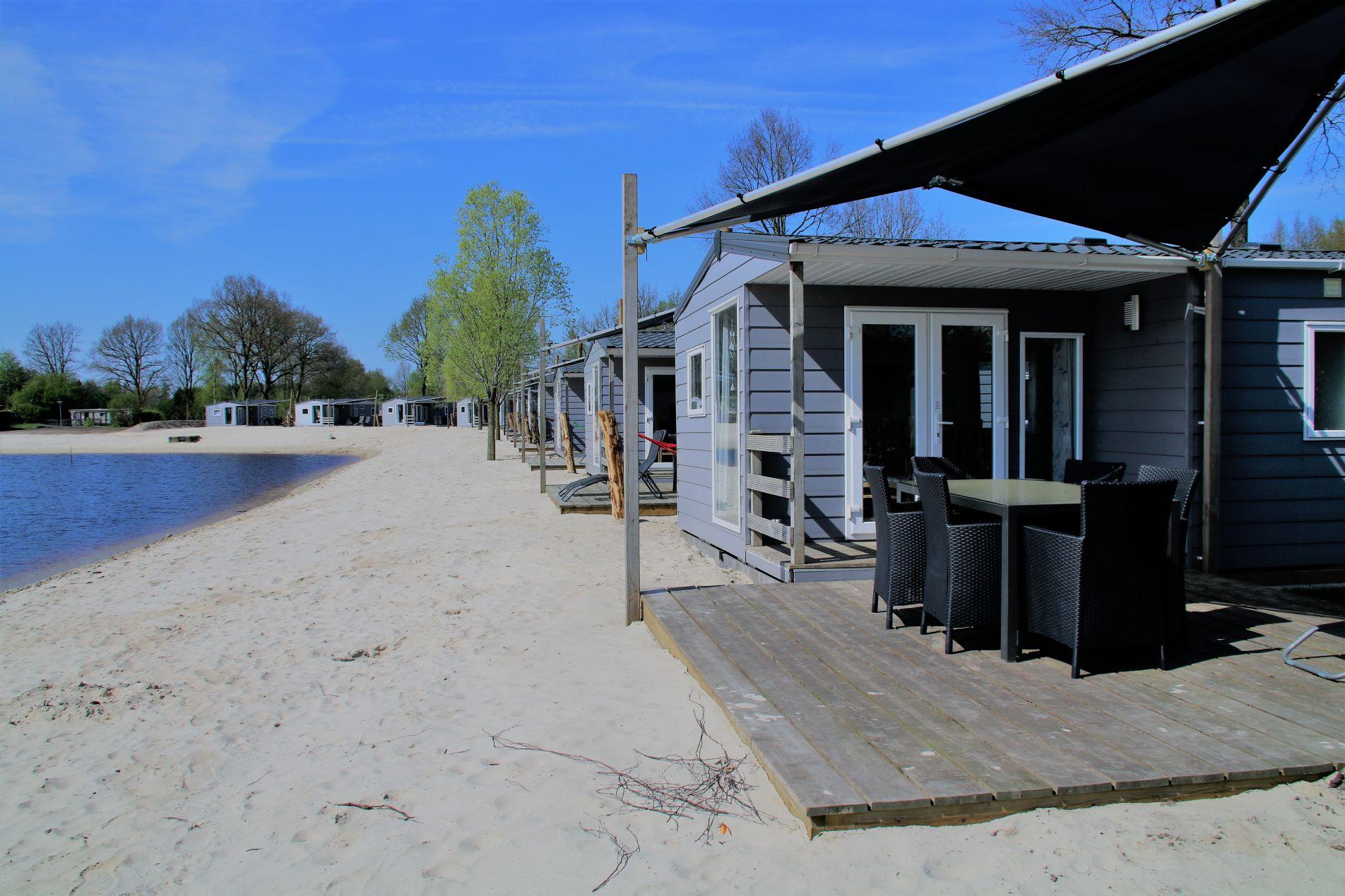 Herfst camping met veel overdekte voorzieningen - Herfst camping in Overijssel