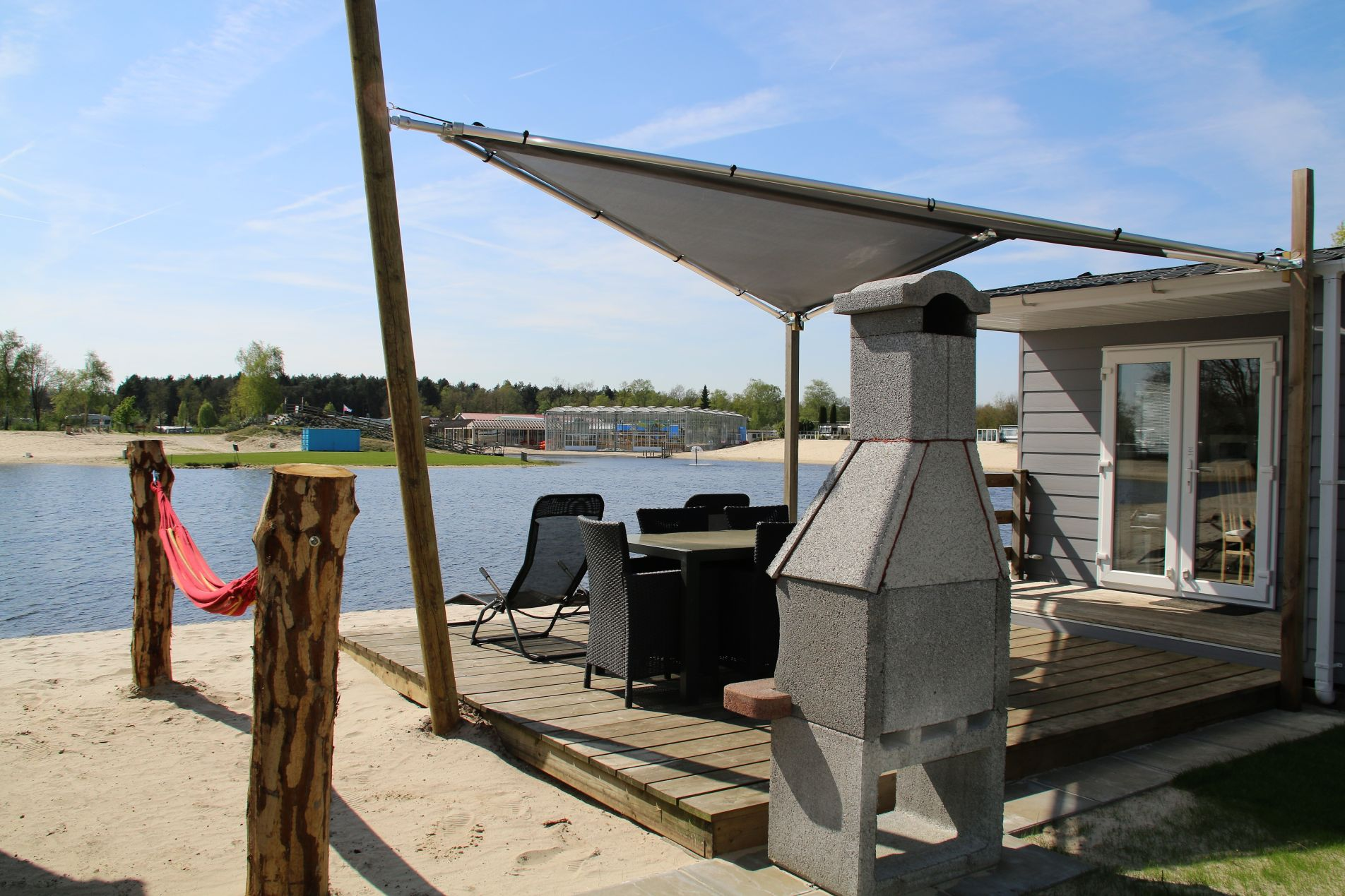 Herfstvakantie kamperen met overdekte voorzieningen - In de herfstvakantie kamperenIn de herfstvakantie kamperen