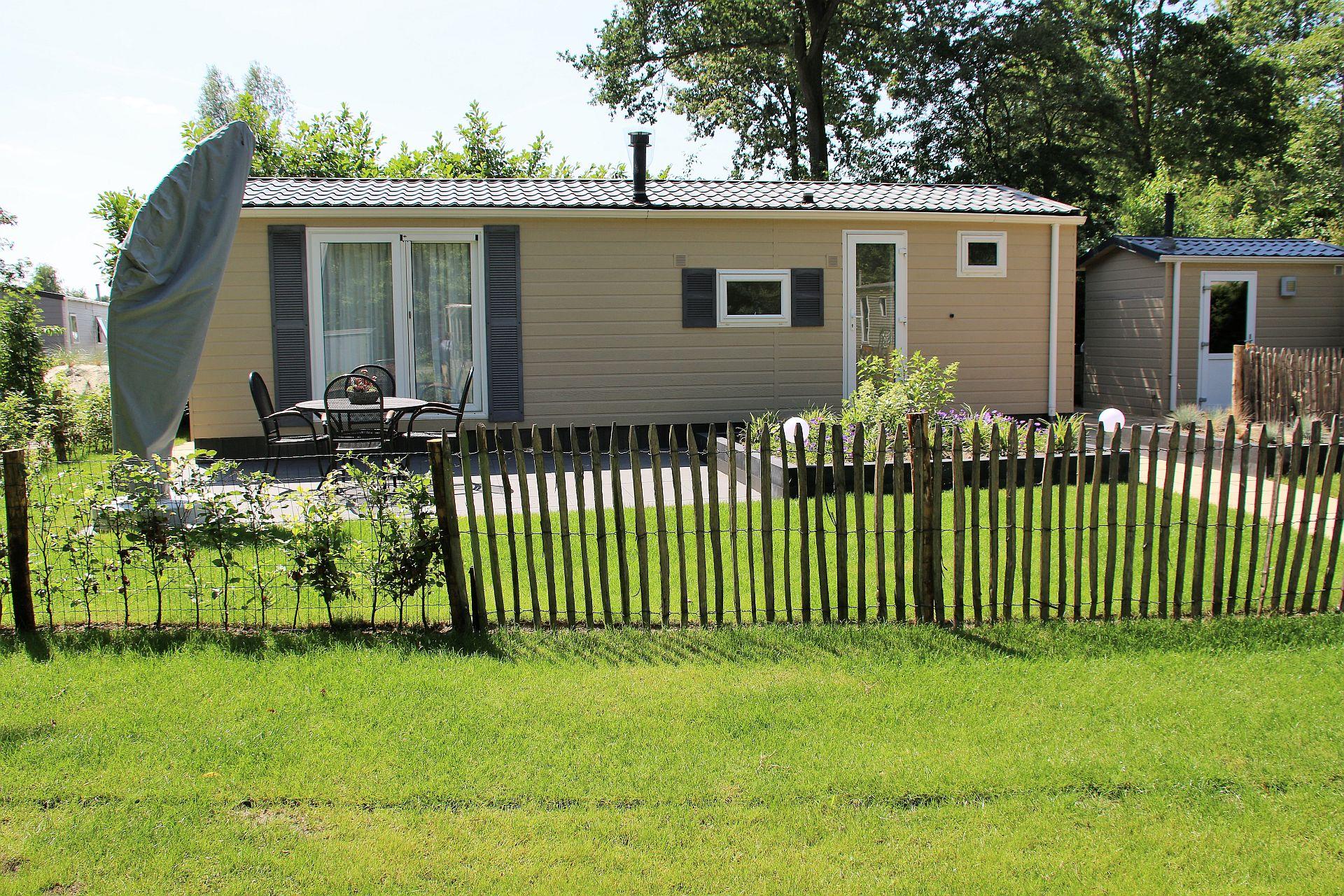 Jaarplaatsen in Overijssel op 5 sterren camping - Jaarplaatsen in Overijssel NL