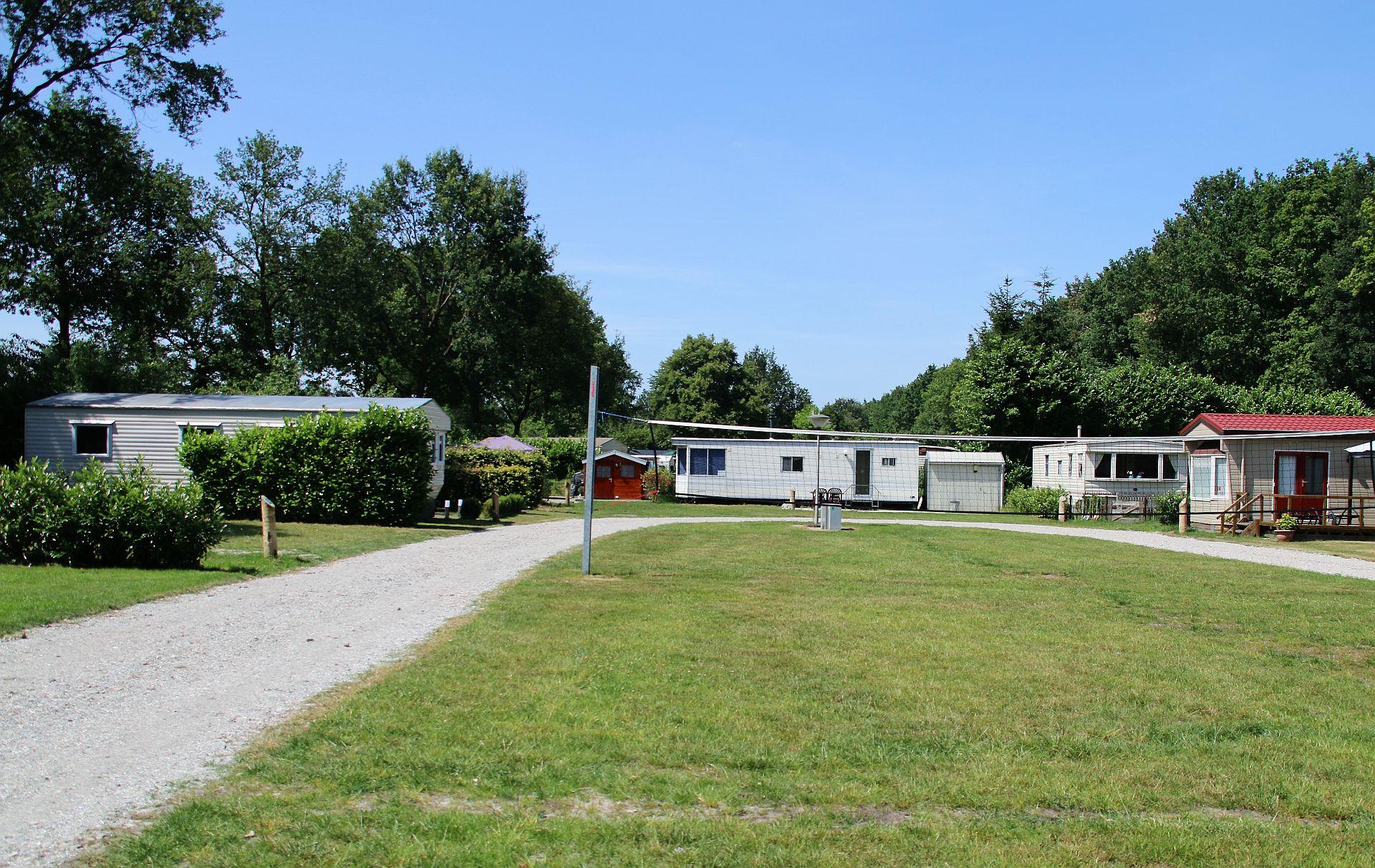 Jaarplaatsen in Overijssel op 5 sterren camping - Jaarplaatsen in prachtig Overijssel