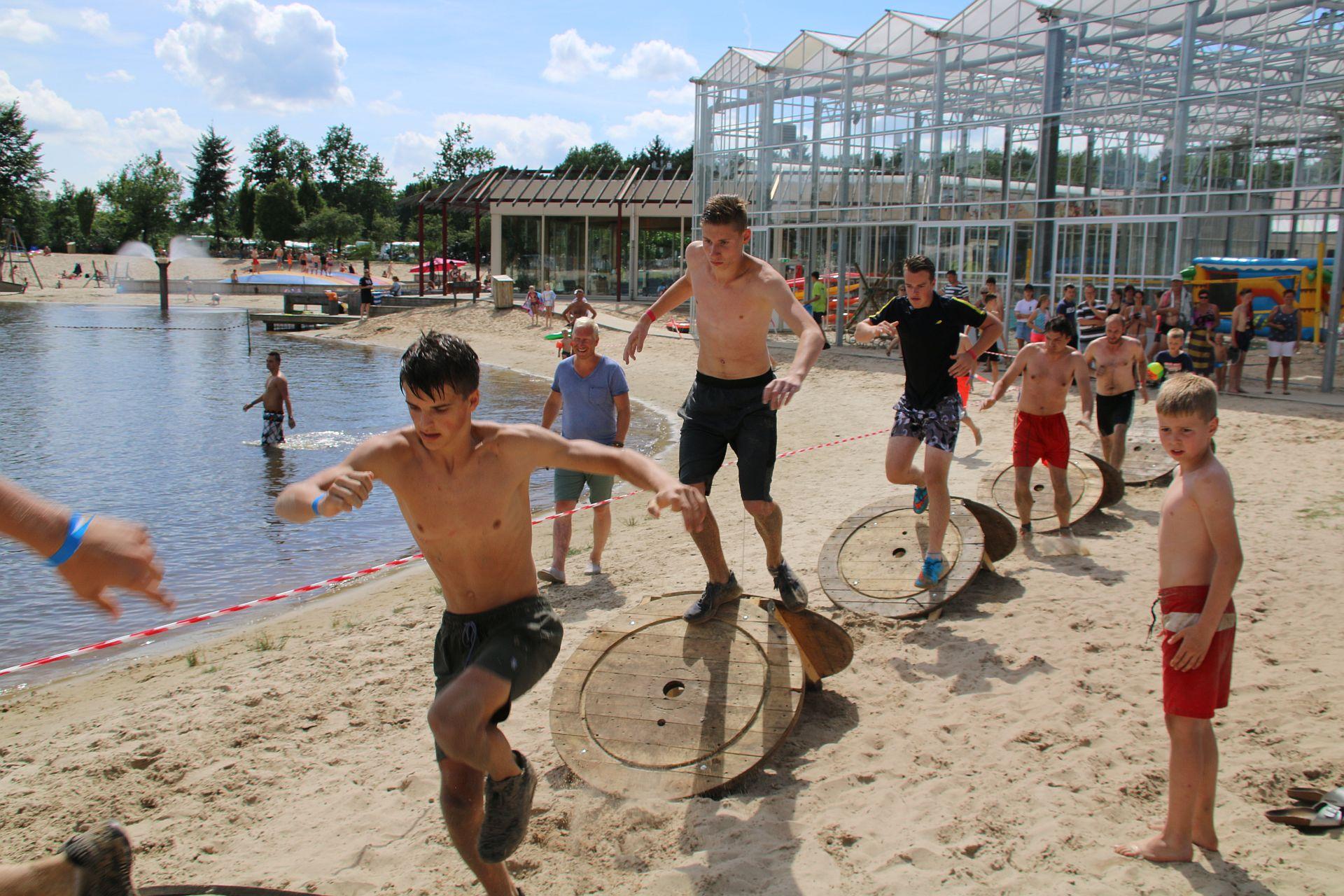 Schoolreisje Overijssel in onze Happy Fun Beach - Leuk schoolreisje in Overijssel