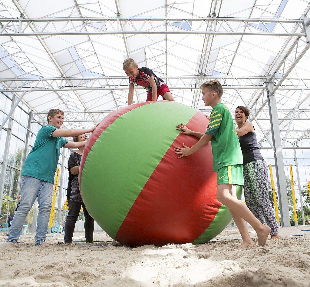 Feesten en partijen op unieke overdekte locatie - Leuke Feesten en partijen in Hardenberg