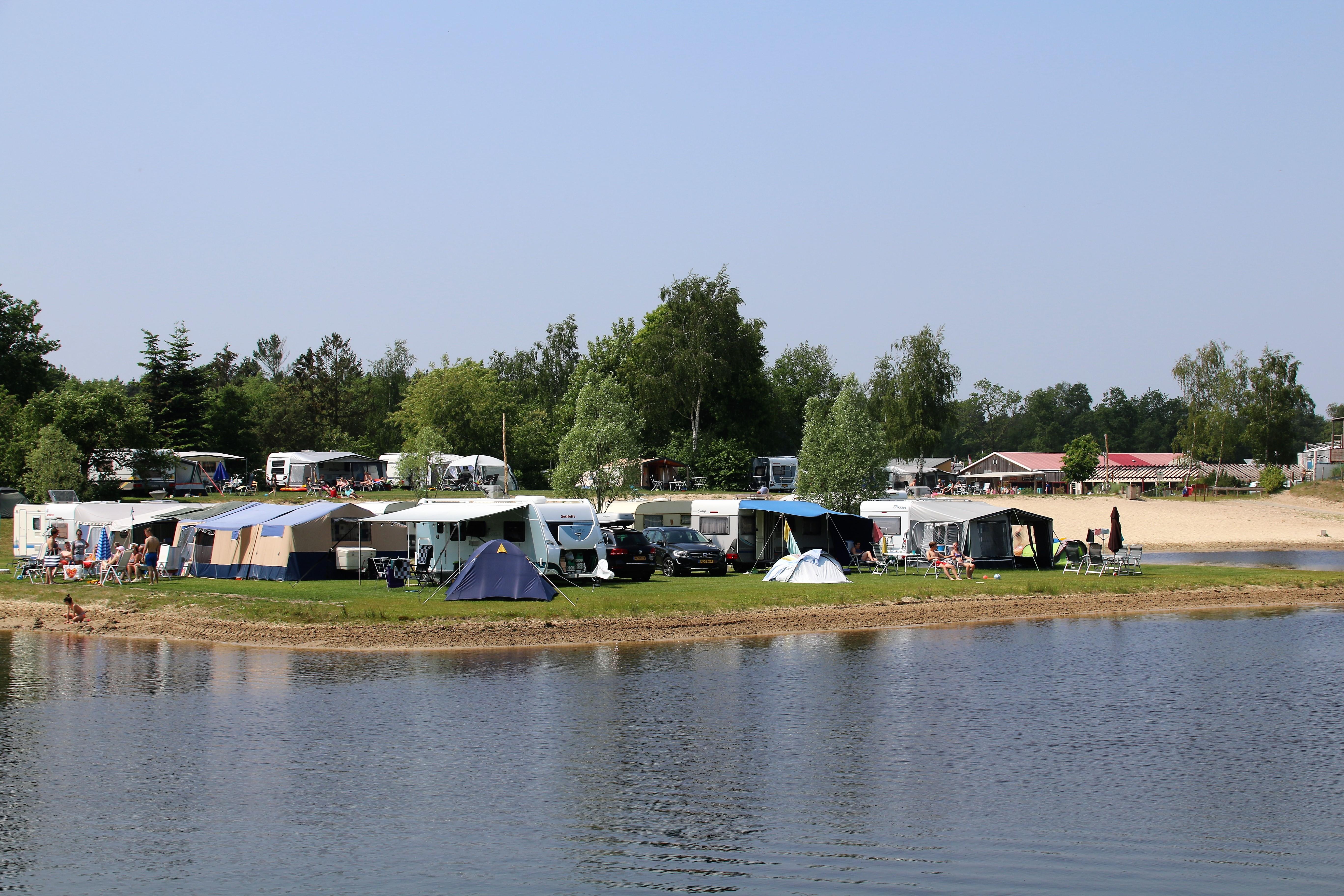 Heerlijk kamperen tijdens onze Joepiemaand! - Maandarrangement in kamperen