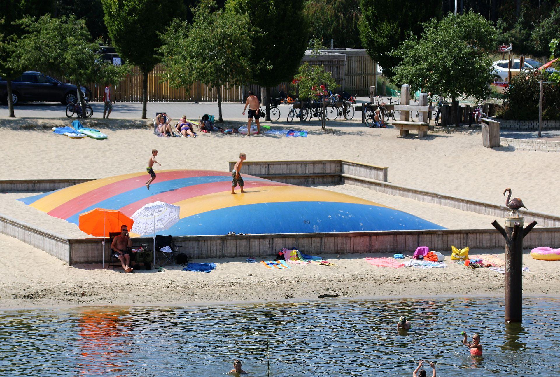 Camping in Slagharen dichtbij het attractiepark - Mooie camping in Slagharen