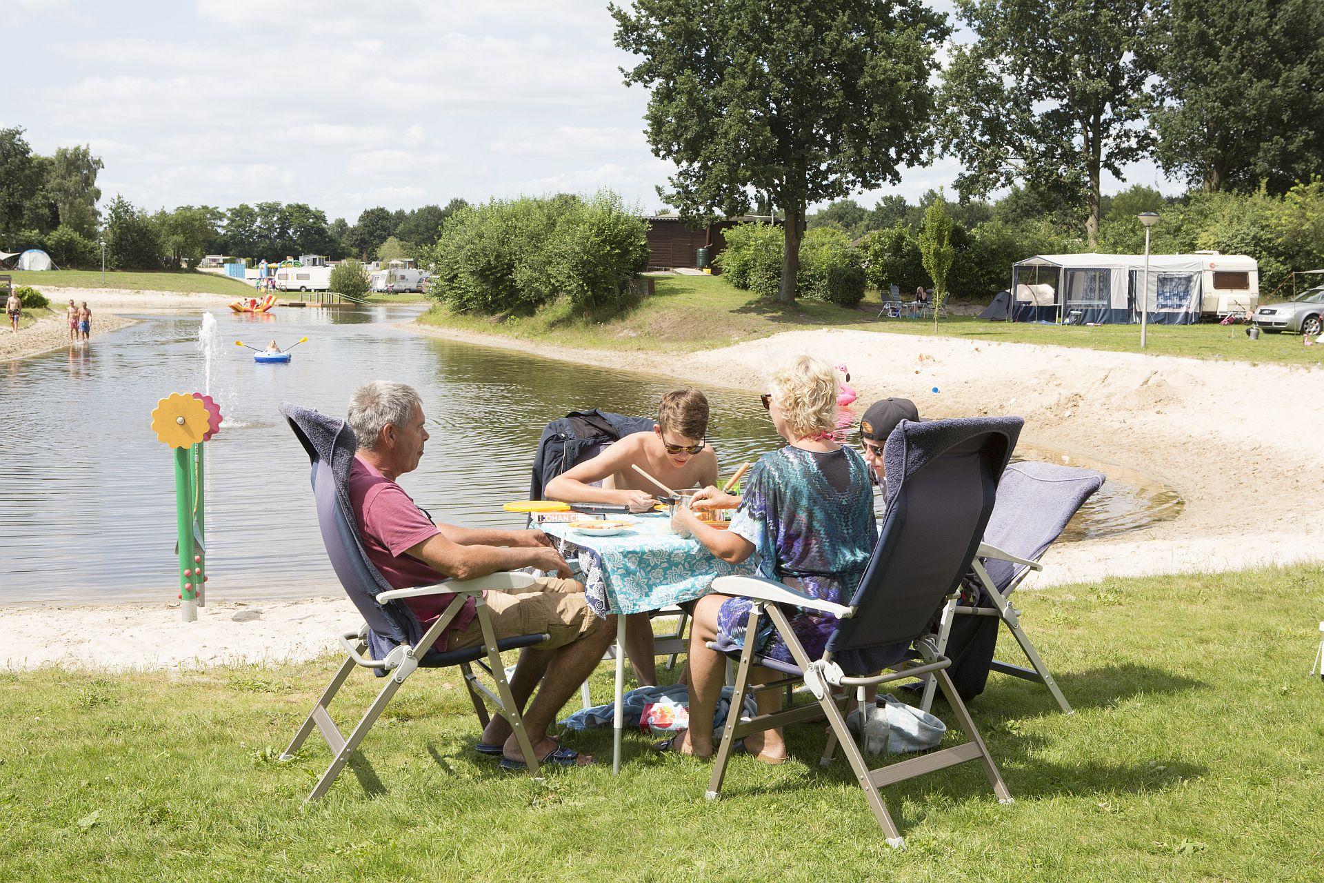 Comfortcamping Overijssel - Mooie comfortcamping Overijssel