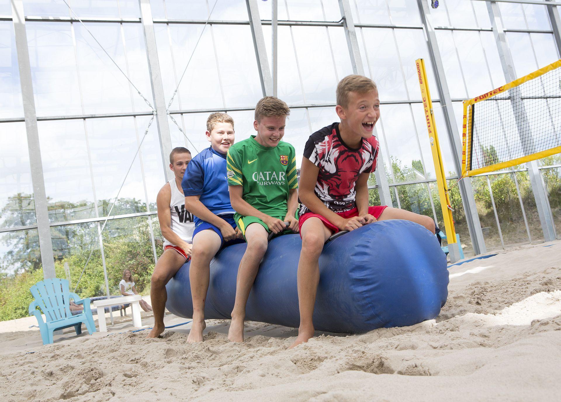 Prachtige kindercamping in Overijssel! - Mooie kindercamping in Overijssel