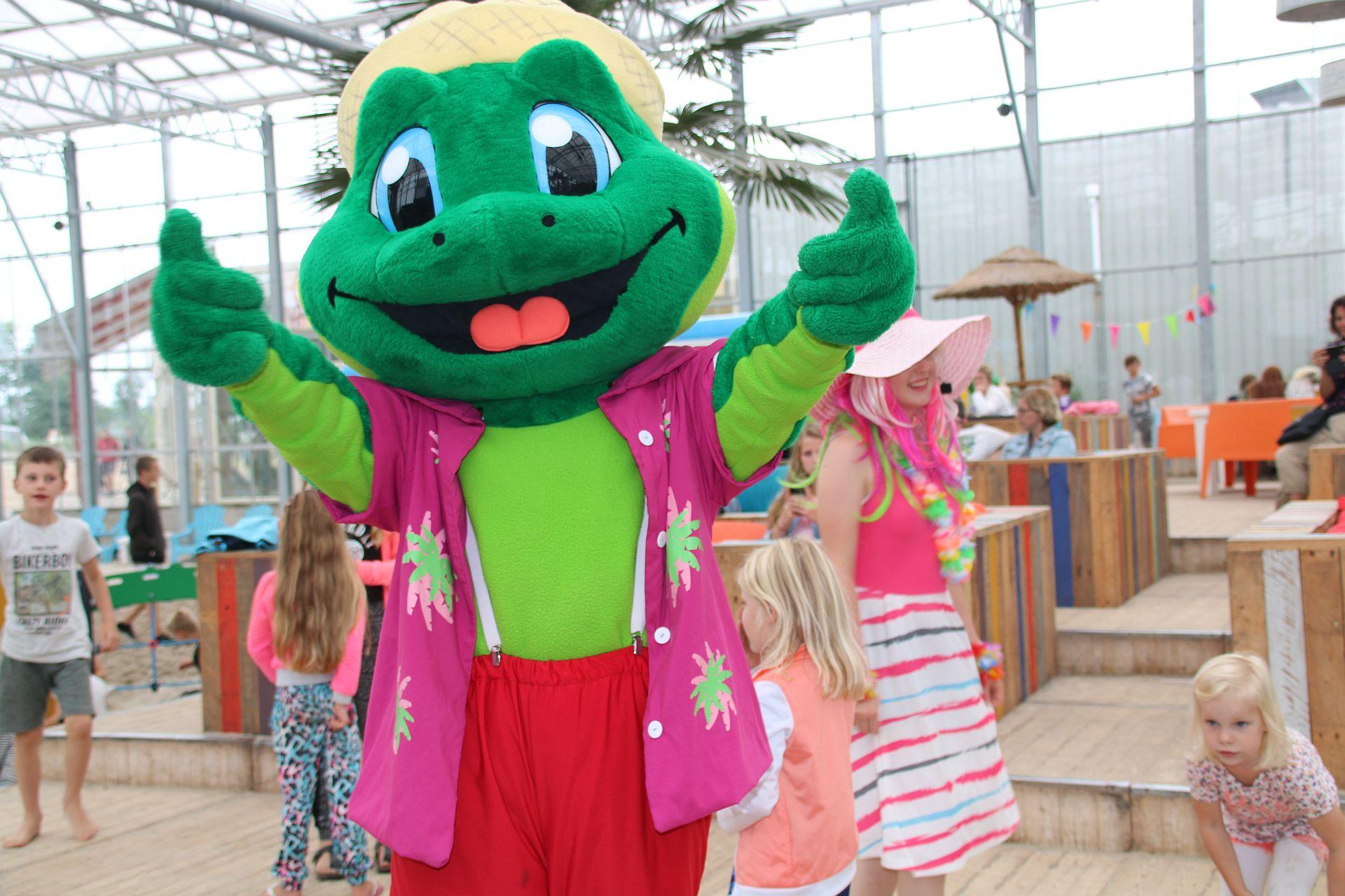 Schoolreisje Overijssel in onze Happy Fun Beach -