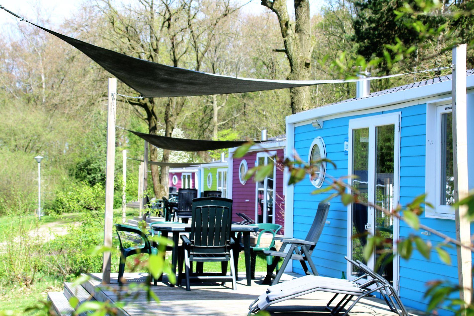 Stacaravan huren in Overijssel bij vakantiepark Capfun het Stoetenslagh - Stacaravan huren in Overijssel NL