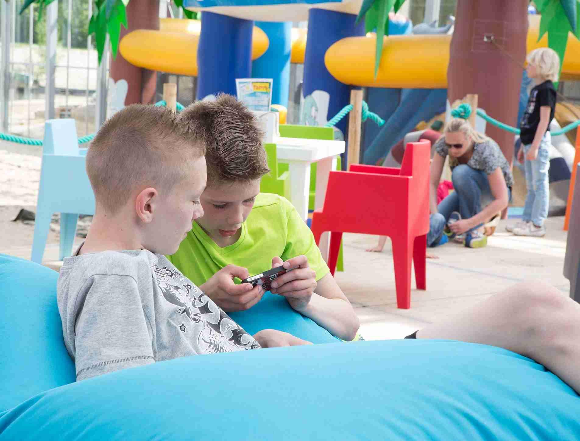 Wifi op Vakantiepark het Stoetenslagh - Wifi op vakantiepark het Stoetenslagh
