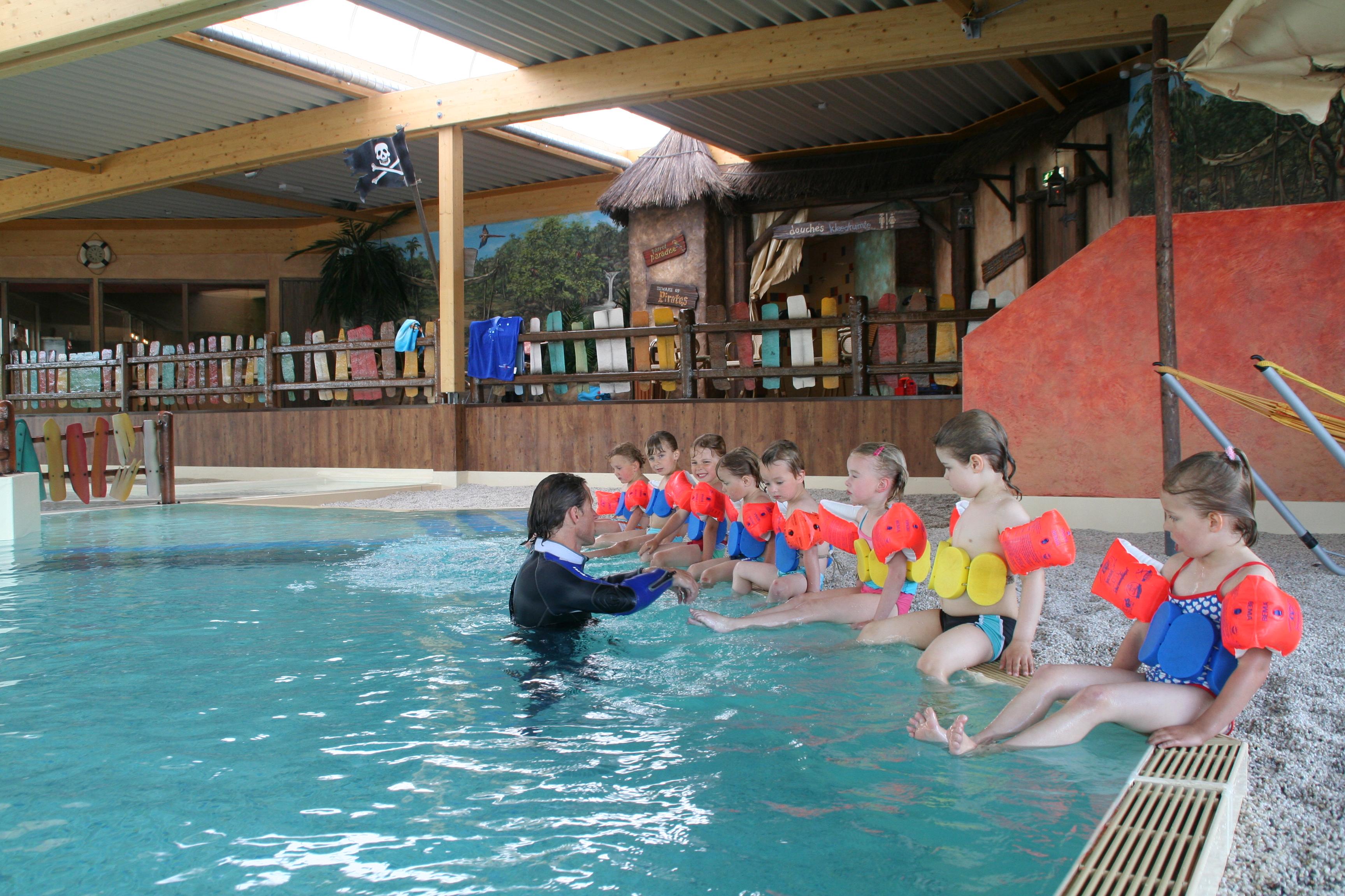 Zwemles in Hardenberg bij erkende zwemschool - Zwemles in het mooie Hardenberg