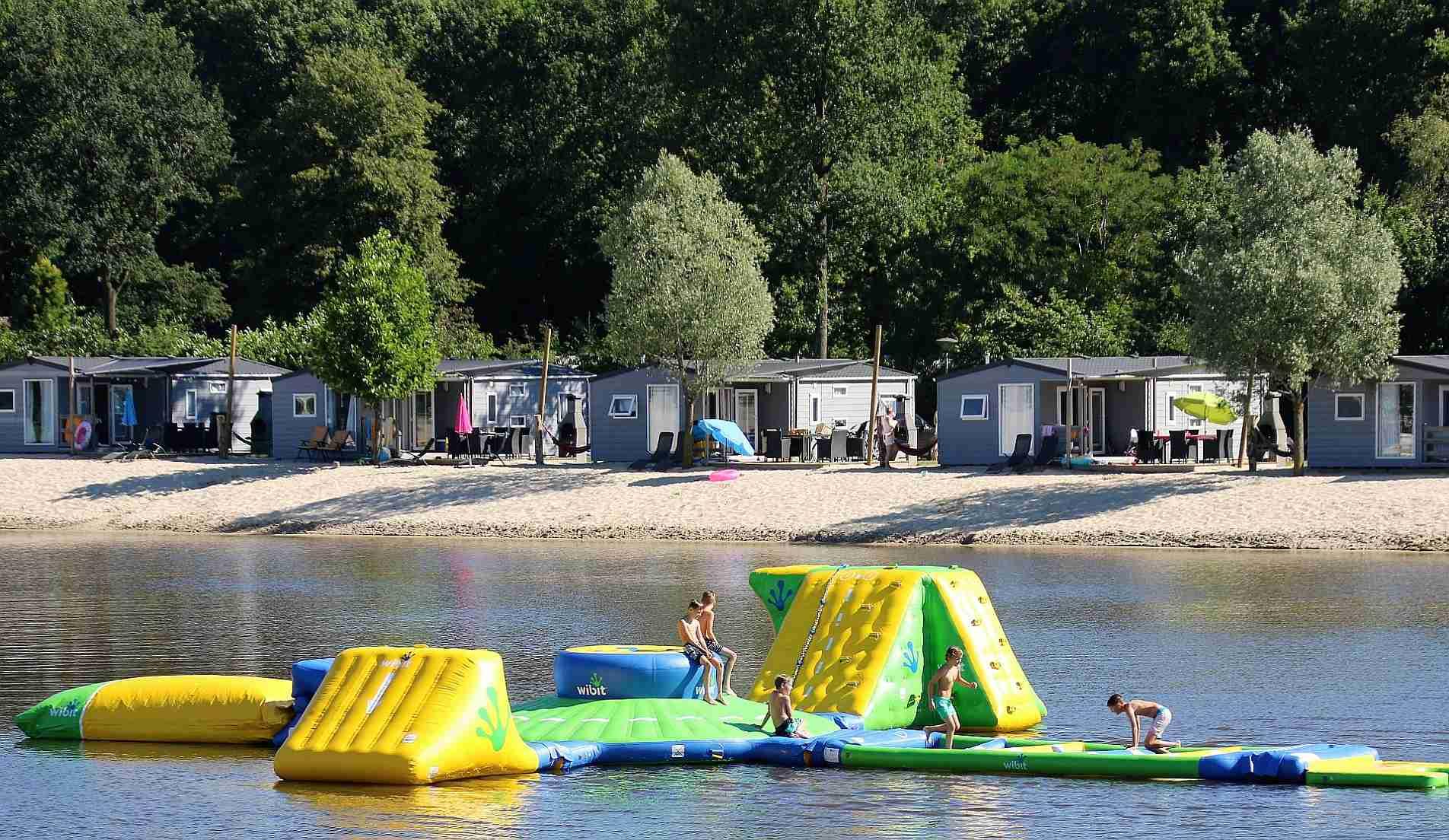 Kamperen aan het strand in Overijssel - kamperen aan het strand in Overijssel