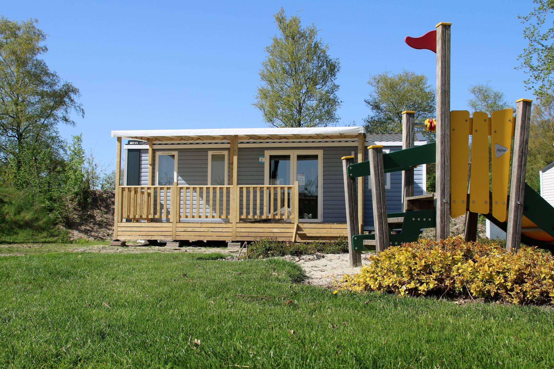 Kamperen in juni bij Vakantiepark Capfun het Stoetenslagh - kamperen in mooi juni