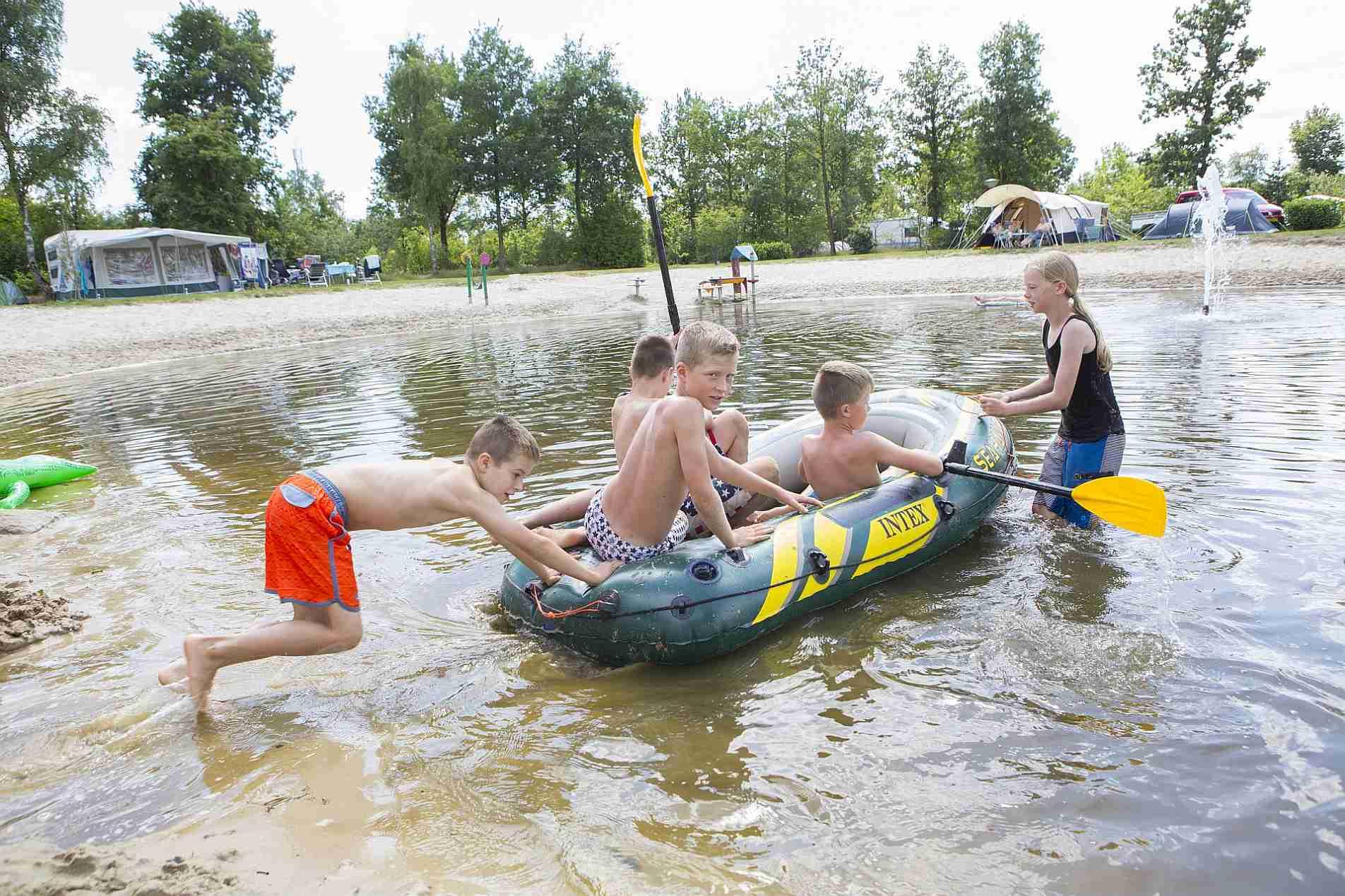 Kindvriendelijke Camping In Overijssel 5 Sterren Het Stoetenslagh