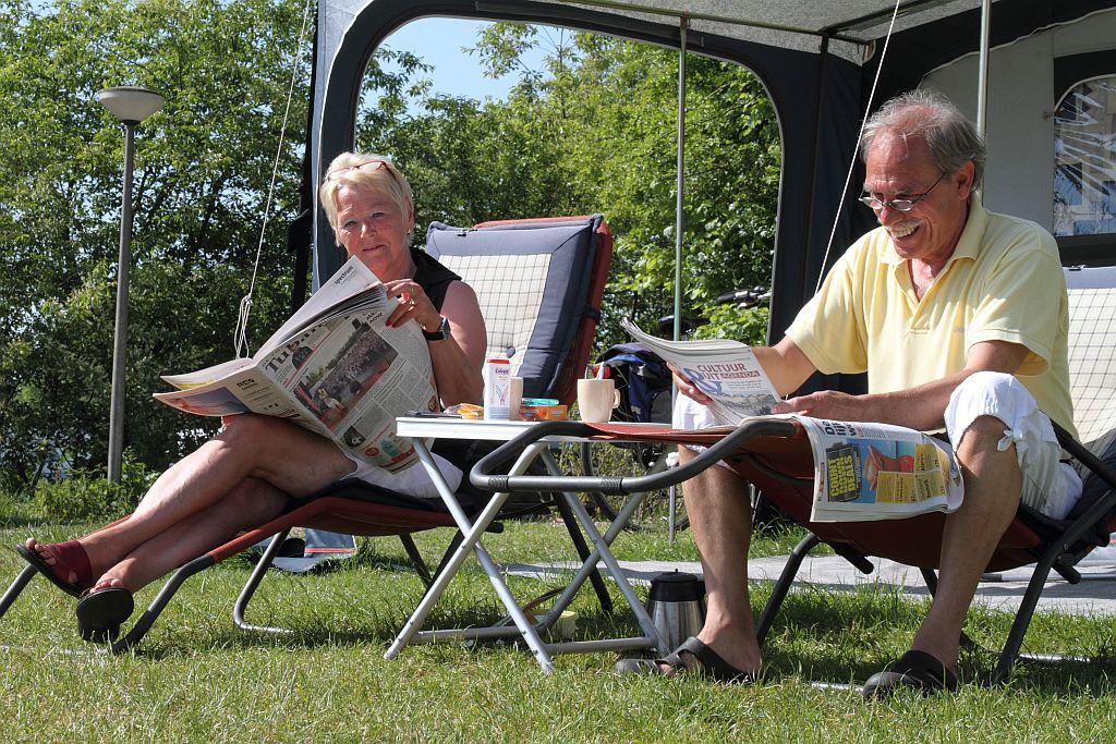Het Stoetenslagh is de ideale seniorencamping in Overijssel - senior camping in Overijssel