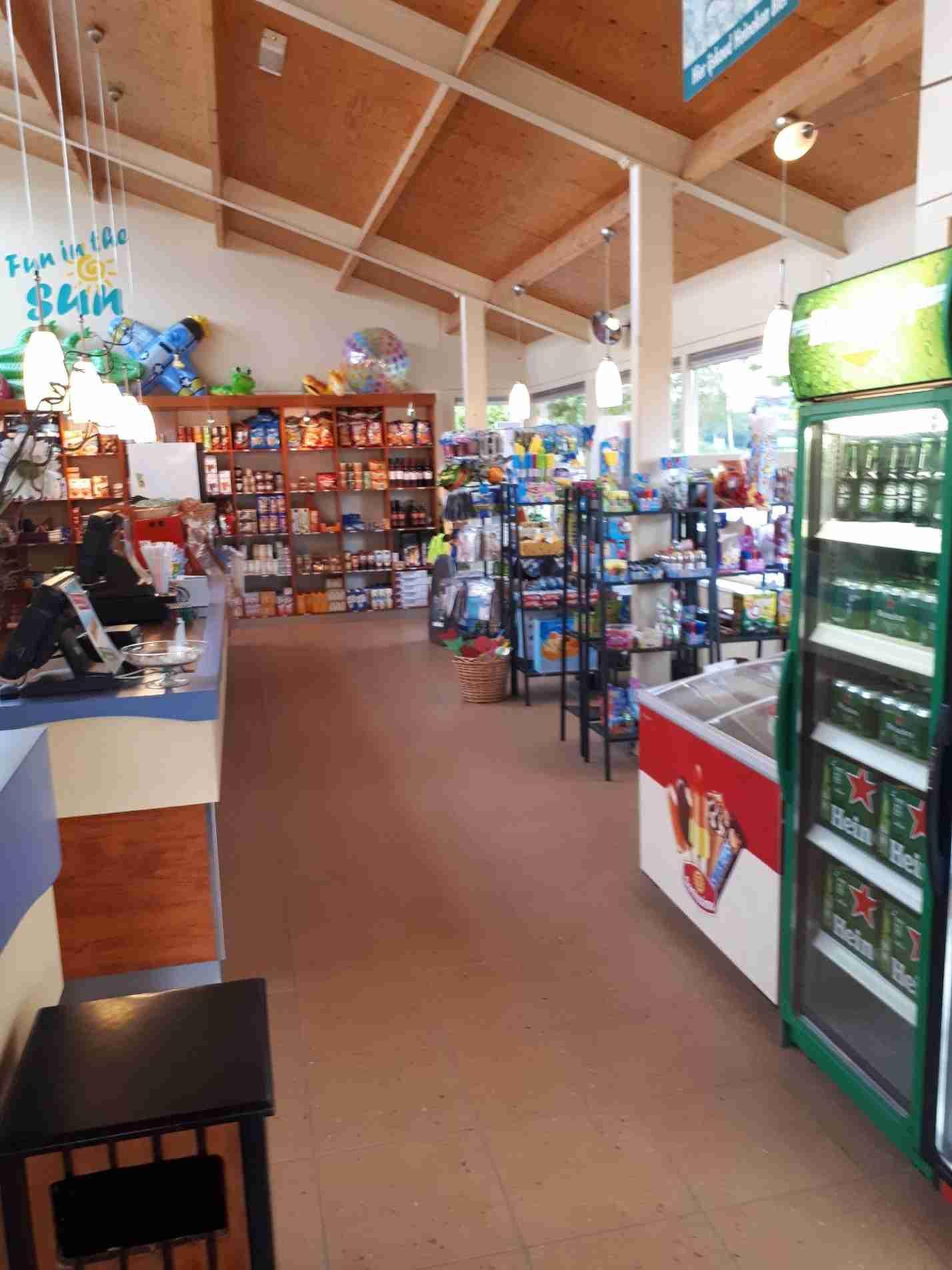 Winkelcorner op camping in Overijssel - De winkelcorner op camping in Overijssel