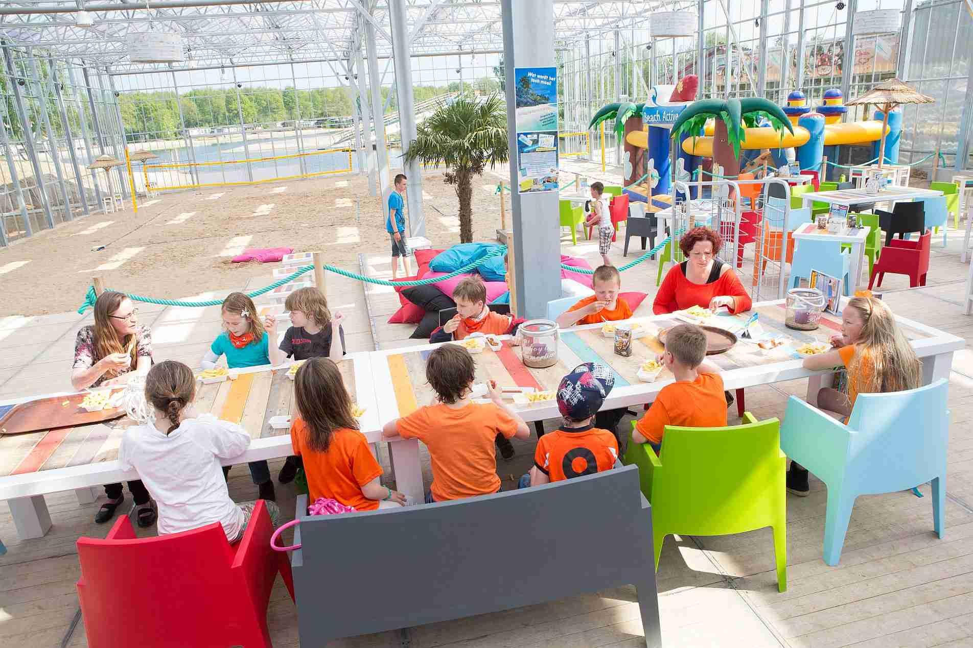 Gezellig, actief en gaaf kinderfeestje in Hardenberg - Gaaf kinderfeestje in Hardenberg