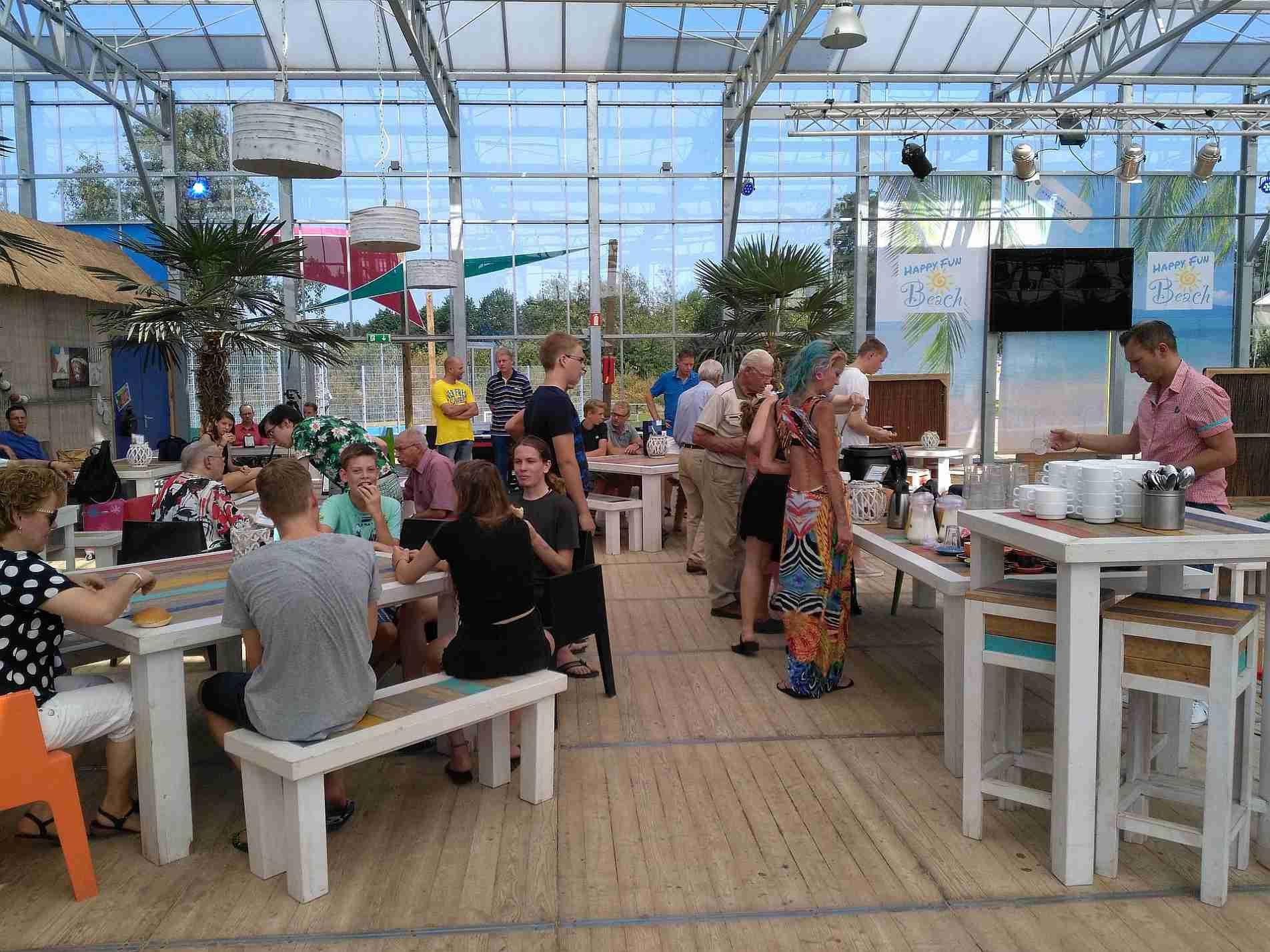 Feesten en partijen in Overijssel met een strandbelevenis - In overijssel feesten en partijen