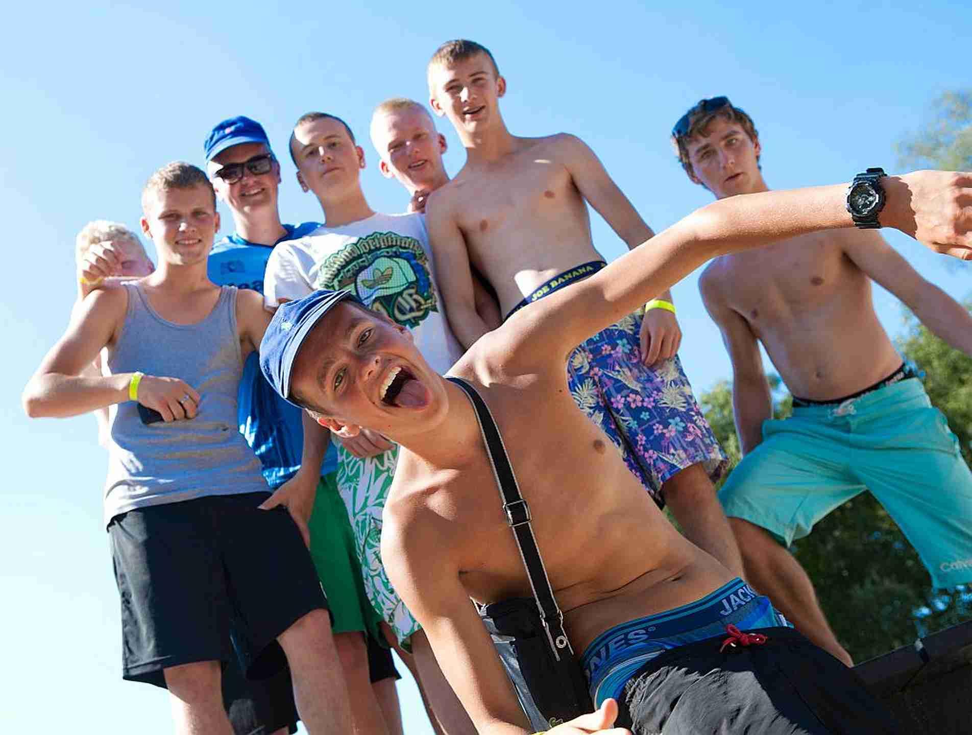 Jeugdcamping in Overijssel voor gezinnen met tieners - Jeugdcamping in prachtig Overijssel