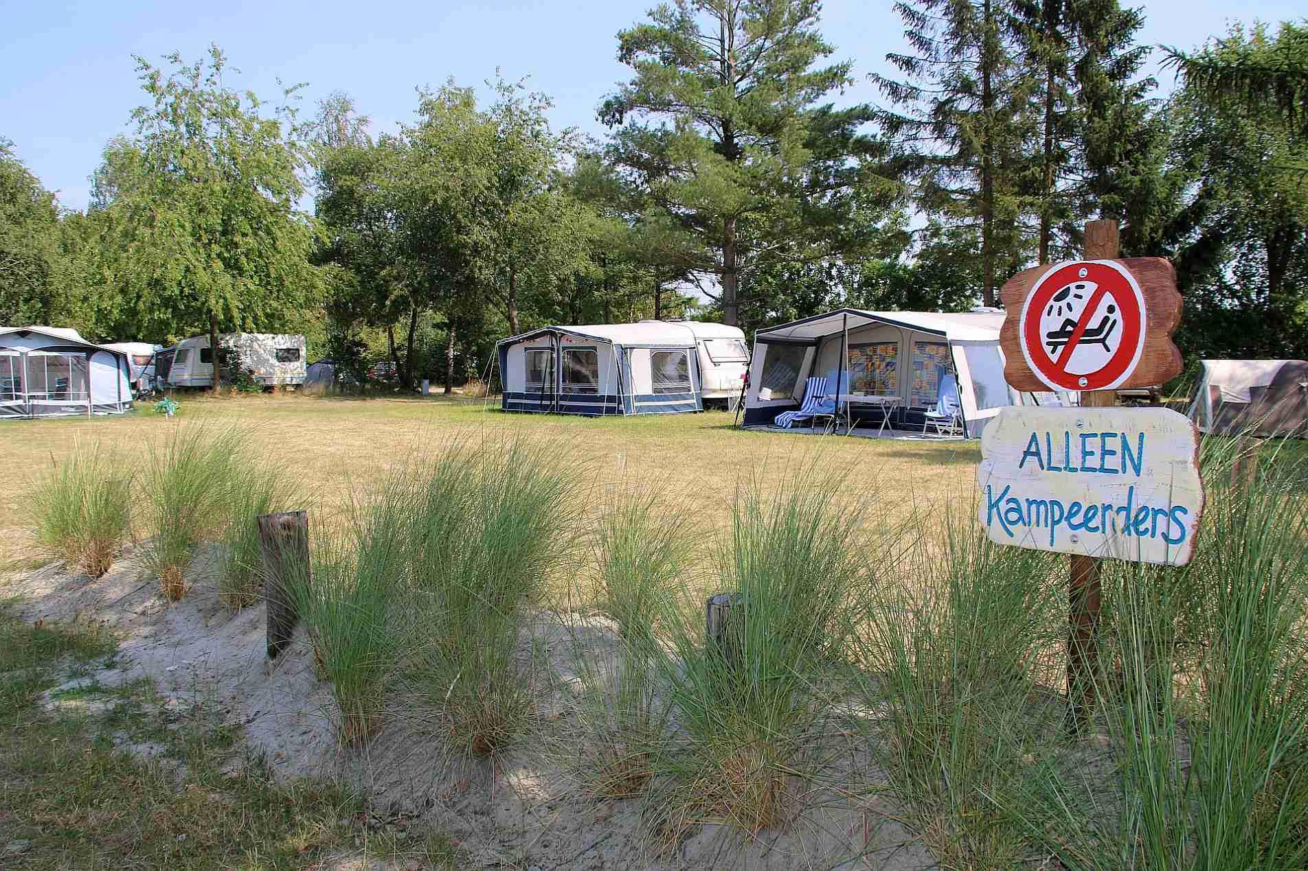 Hemelvaart en Pinksteren kamperen op een 5 sterren camping - Kamperen Hemelvaart