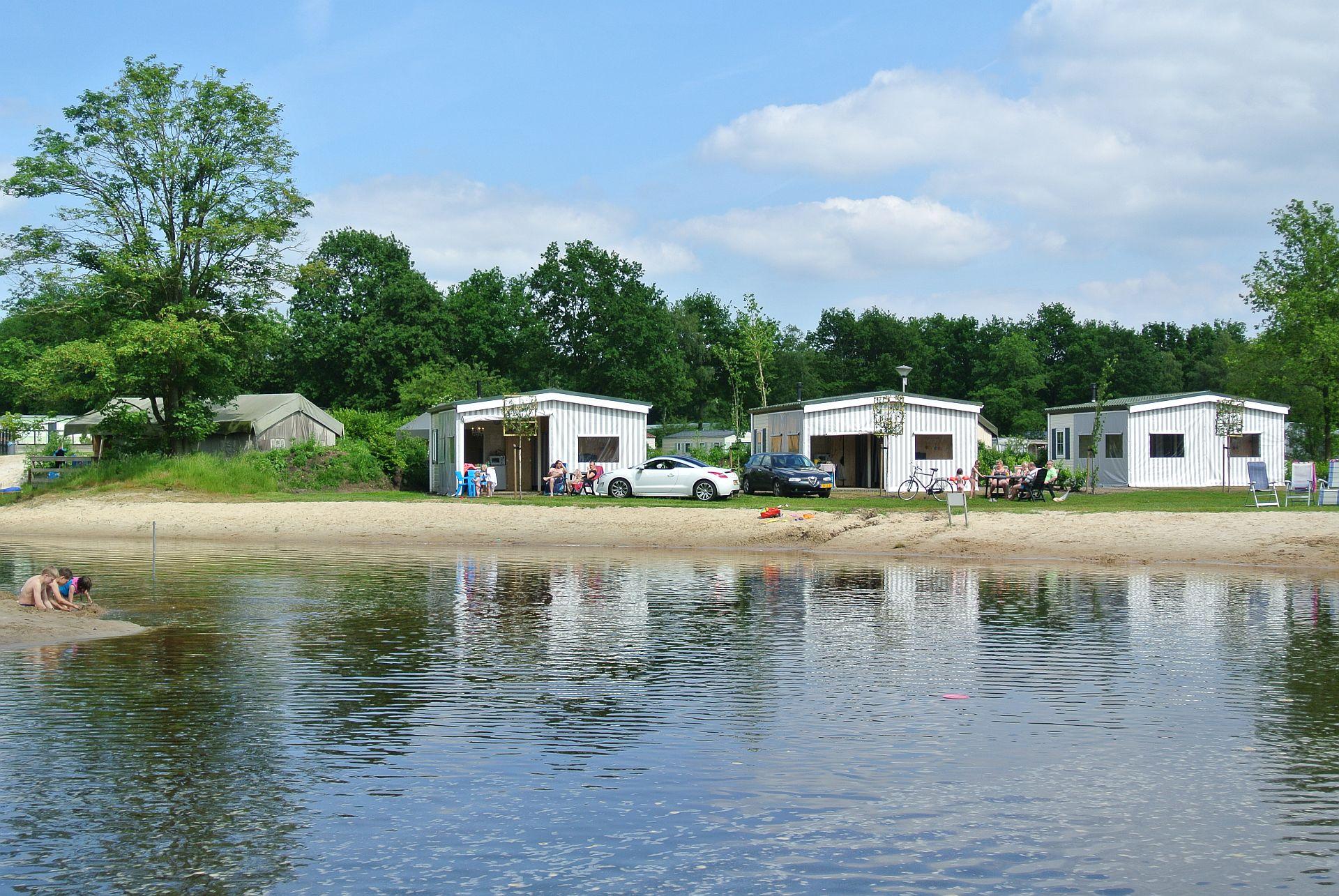 Tent lodge huren aan het strand! - Luxe tent lodge huren