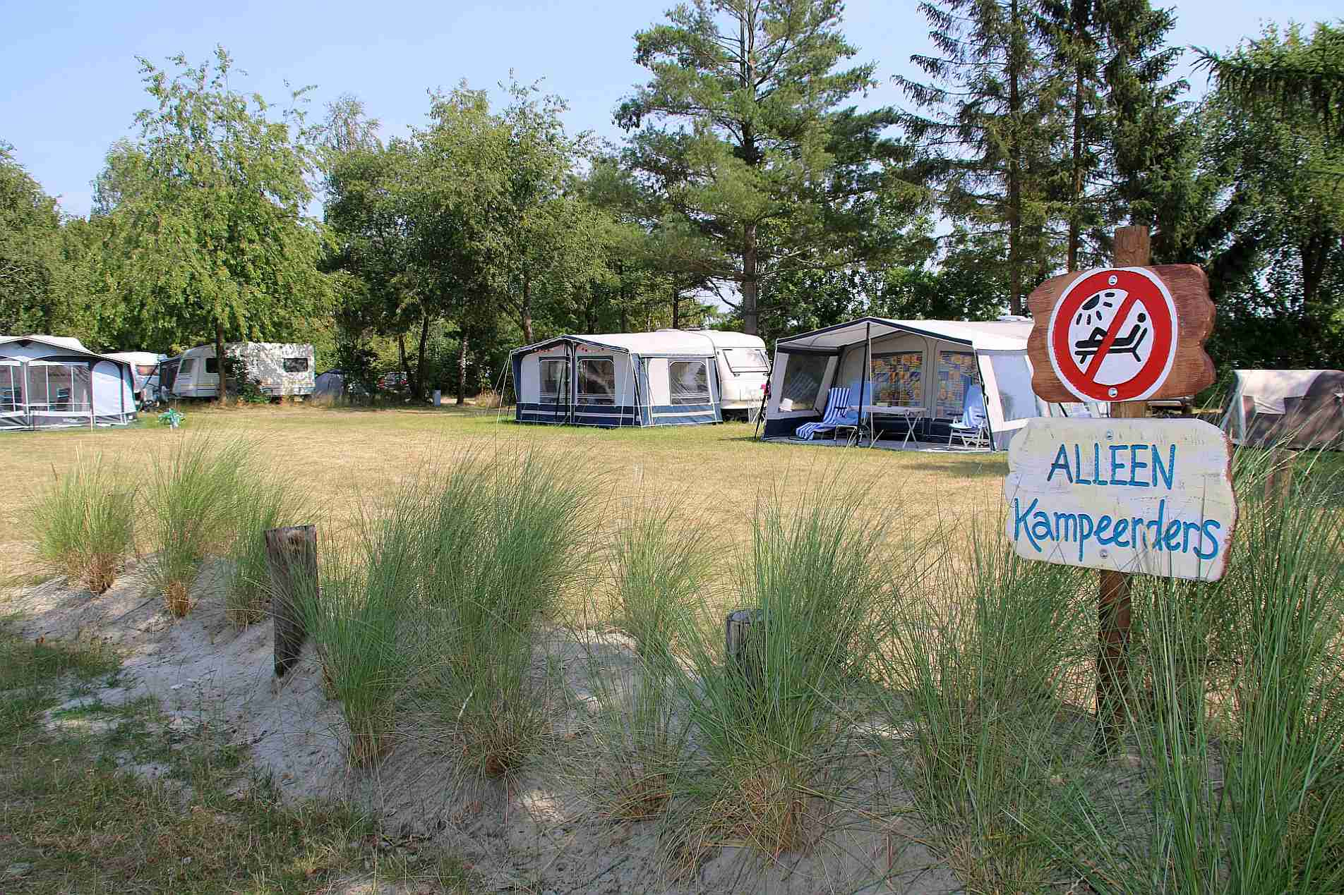 Gezinscamping in Hardenberg met unieke strandvakantie - Mooie gezinscamping in Hardenberg