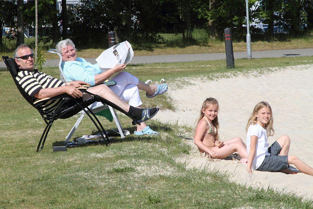 Wat is er heerlijker dan in het naseizoen kamperen! - Naseizoen kamperen in Overijssel